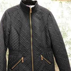 Johnston & Murphy Quilted Jacket Like New